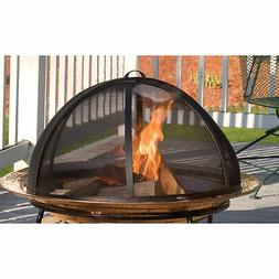 """Good Directions 25"""" Spark Screen for Fire Pit and Paver Pi"""