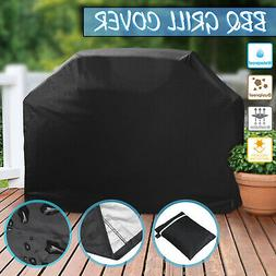"""32"""" BBQ Gas Grill Cover Barbecue Waterproof Outdoor Heavy Du"""