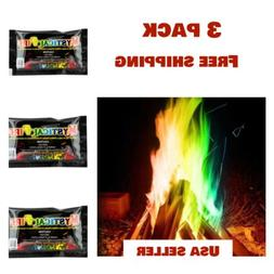 Mystical Fire Flame Colorant Vibrant Long-Lasting Pulsating