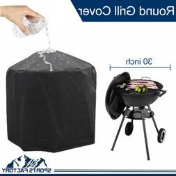 30inch BBQ Grill Cover Gas Fire Pit Barbecue Heavy Duty Wate