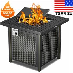 bbq grill propane fire pit table outdoor