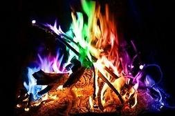 Color Your Fire Magical Flames Adds Colorful Flames To A Cam