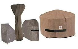 Duck Covers Elite Water-Resistant 50 Inch Round Fire Pit Cov