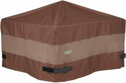 Duck Covers Ultimate Waterproof 32 Inch Square Fire Pit Cove