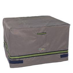 Duck Covers Soteria Waterproof Patio Square Fire Pit Cover