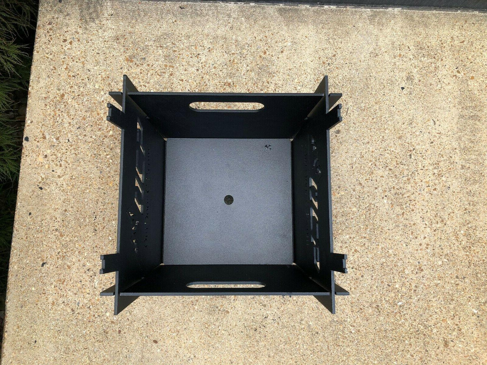 Outdoor Square Pit