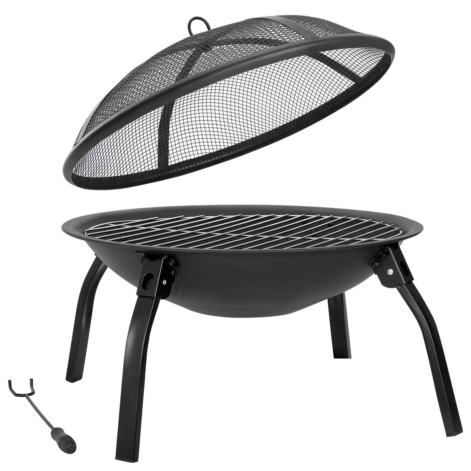 22 Fire Pit Burning Portable Balcony