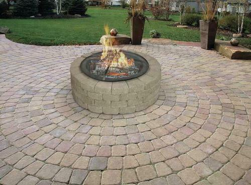 """31"""" Round Fire Pit Spark Screen Outdoor Burning Cover"""