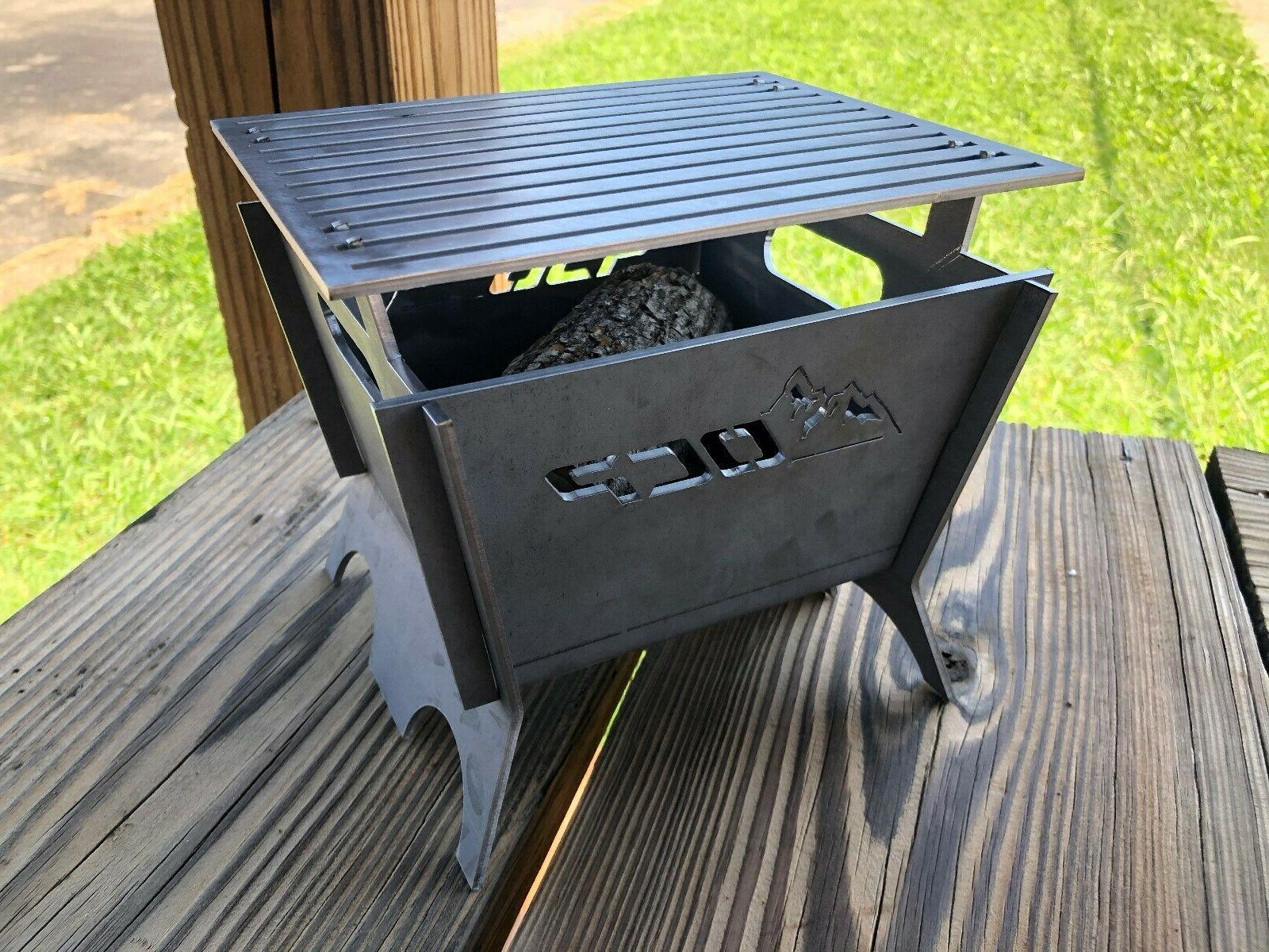 Outdoor Products Square Camping Pit