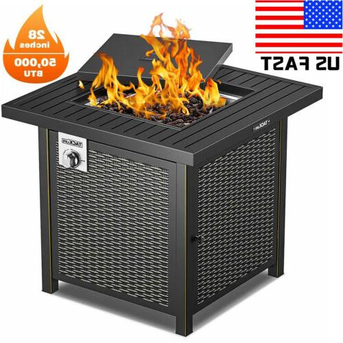 BBQ Gas Fire Pit Garden Stove
