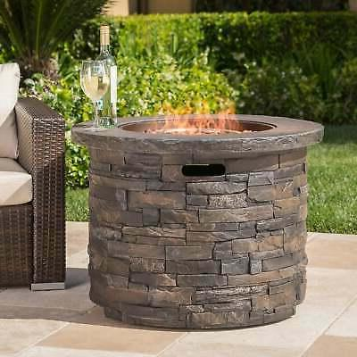blaeberry outdoor square fire pit by