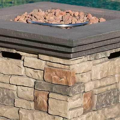 Chesney OutdoorOutdoor Square Pit Brown