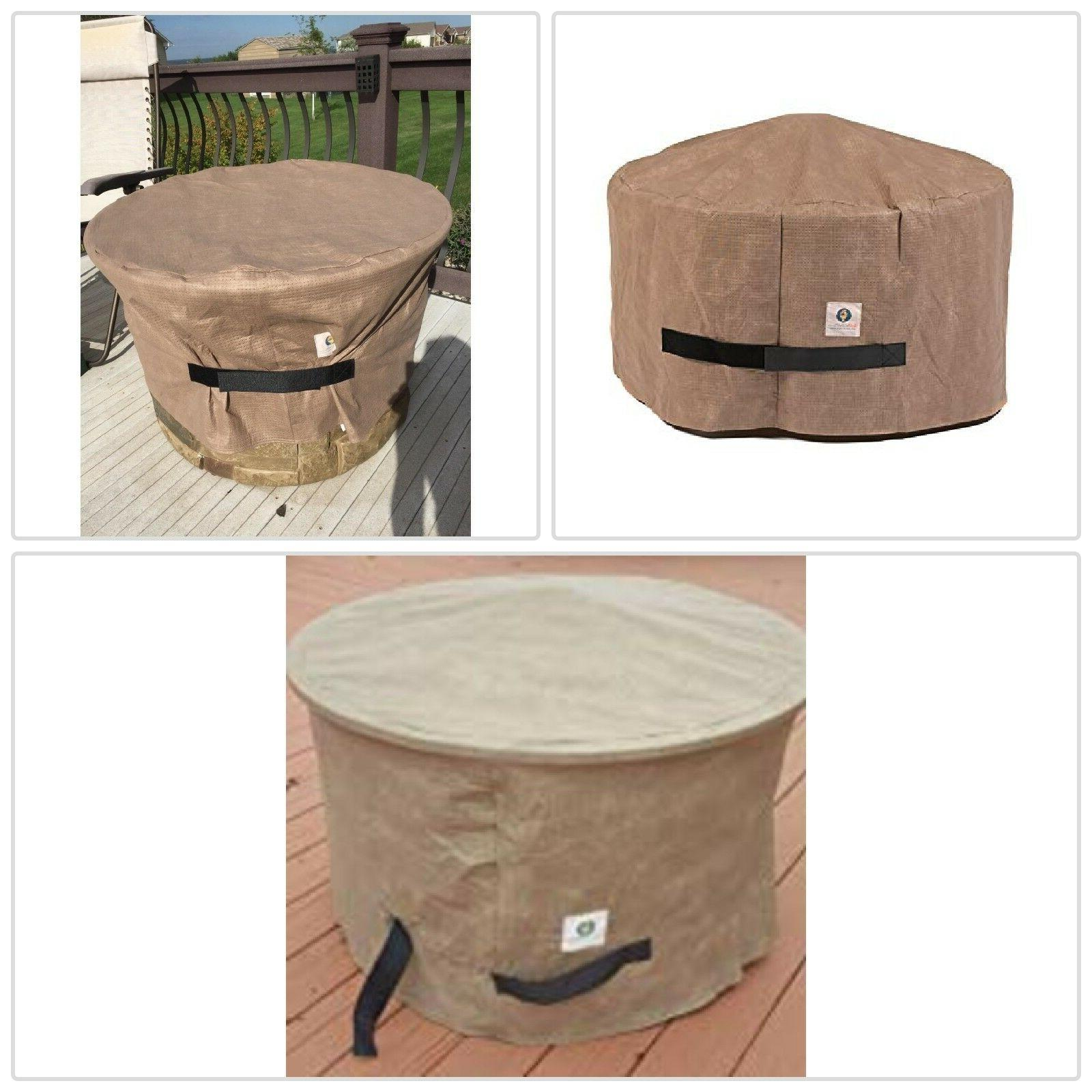 Elite Round Outdoors Cover Fabric