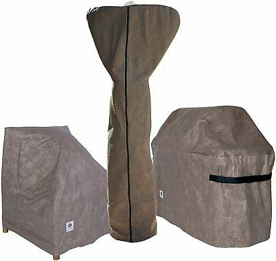 Duck Elite Water-Resistant 36 Round Pit Cover