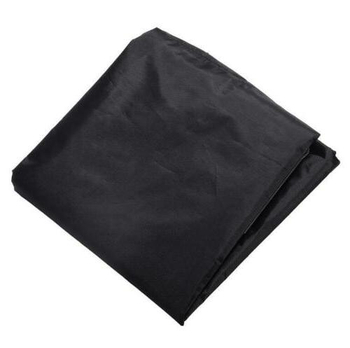 Fire Pit Square Outdoor Dustproof Protector Patio 32''x32''