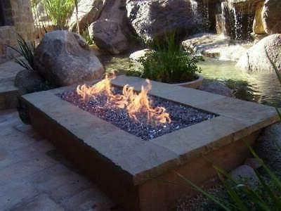 """HPC Stainless Steel Fire 36"""" x"""