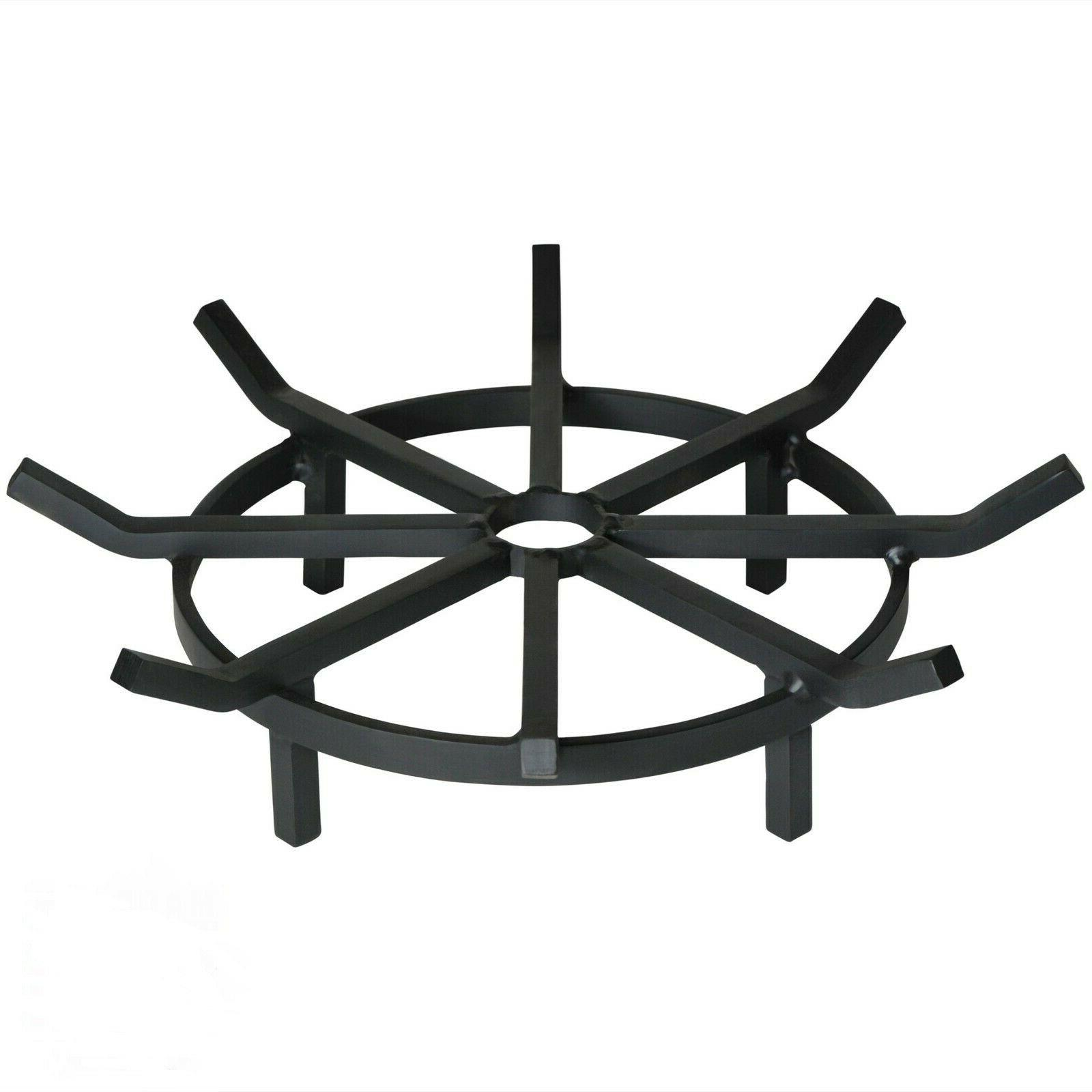 """Heavy Duty Round Fire Pit Grates 20"""" - 42"""" Diameters availab"""