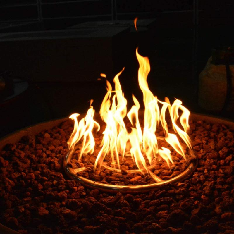 Lava Rock for Gas Fireplaces Bag