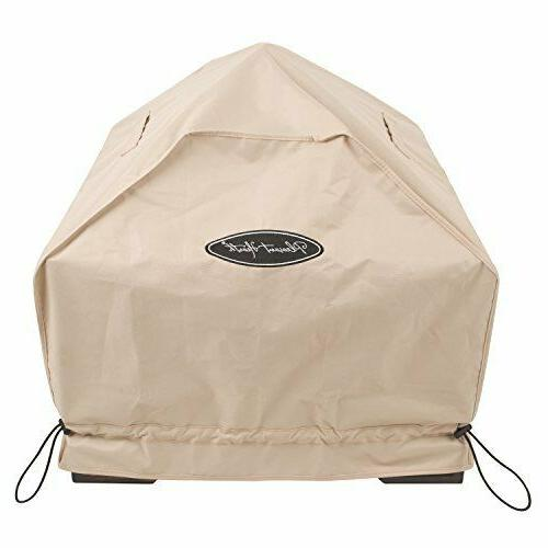 ofc905s small square fire pit cover