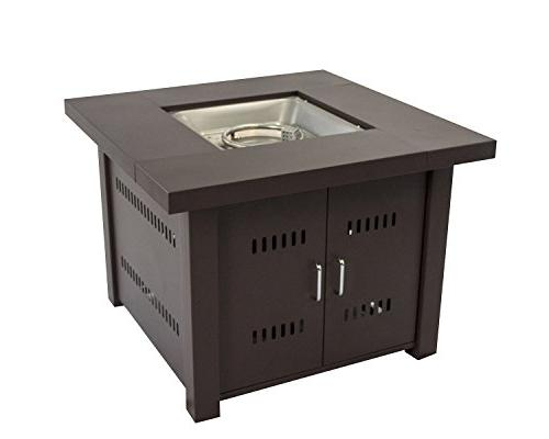 Pleasant Hearth OFG900T Avalon Square Table, 38""