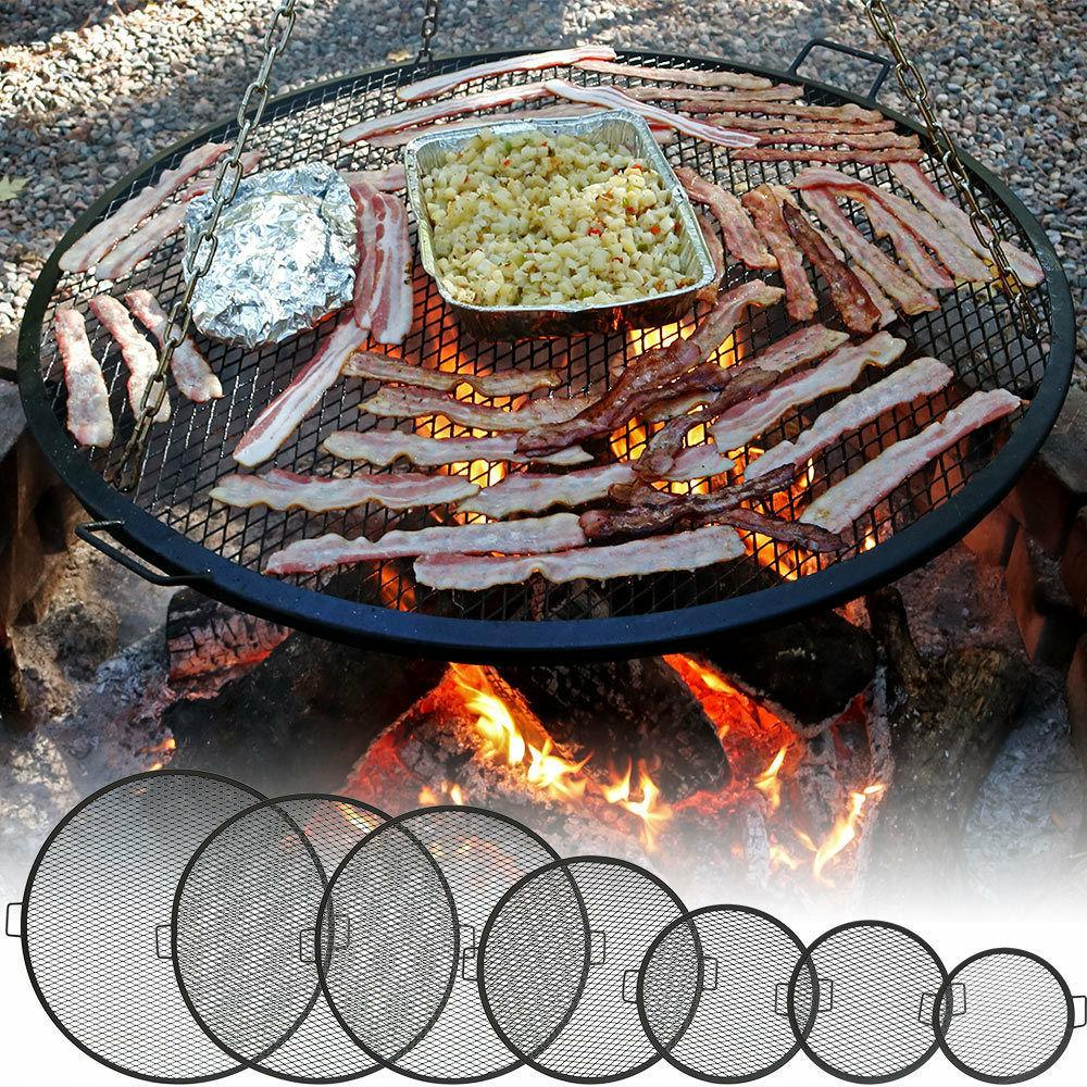 Outdoor Fire Pit Cooking Grill Grate - FREE
