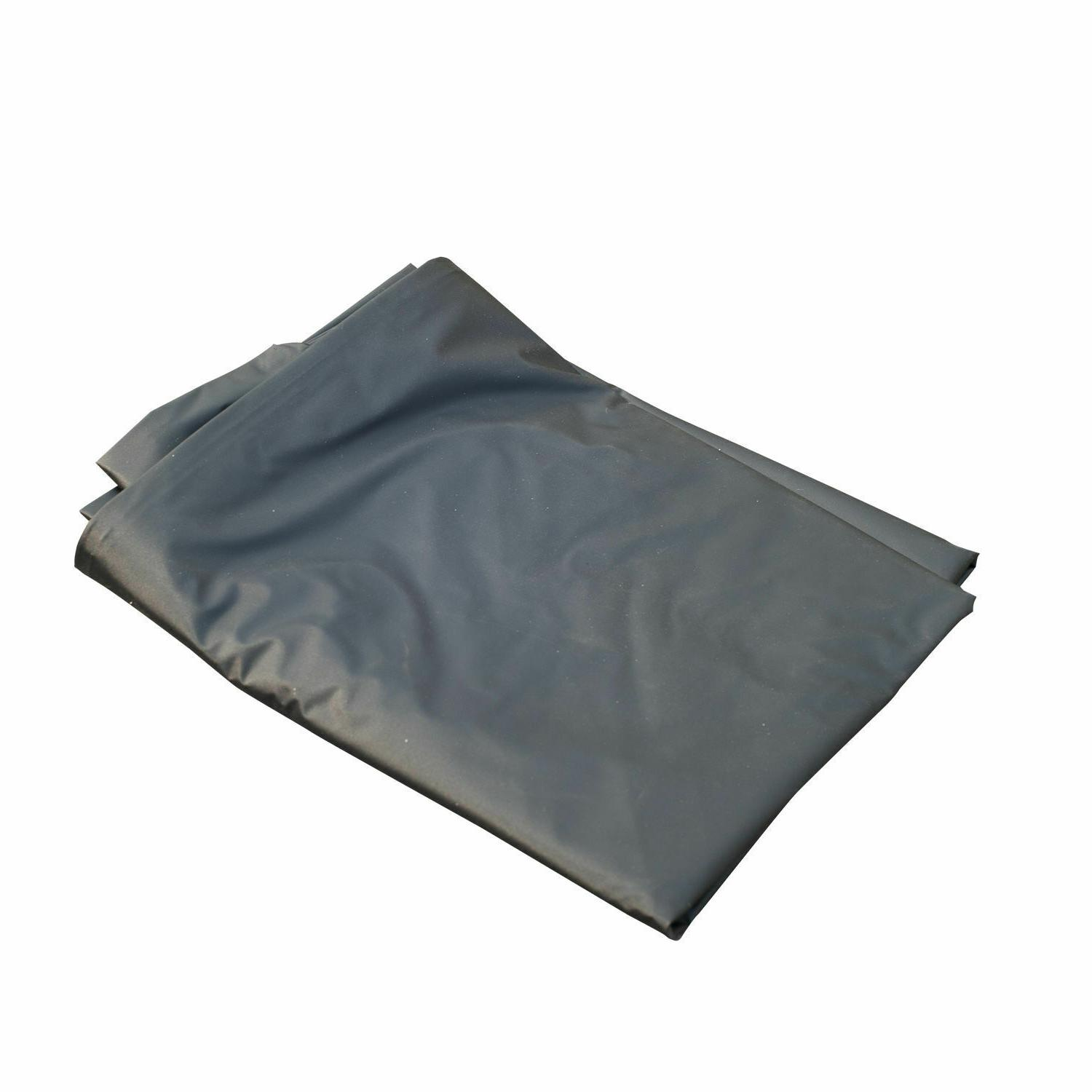 """Outdoor Fire Pit Backyard Deck Fireplace Cover 32"""" Square"""