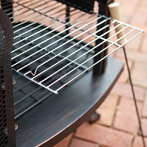 Outdoor Patio Fire Chiminea Heater Grill