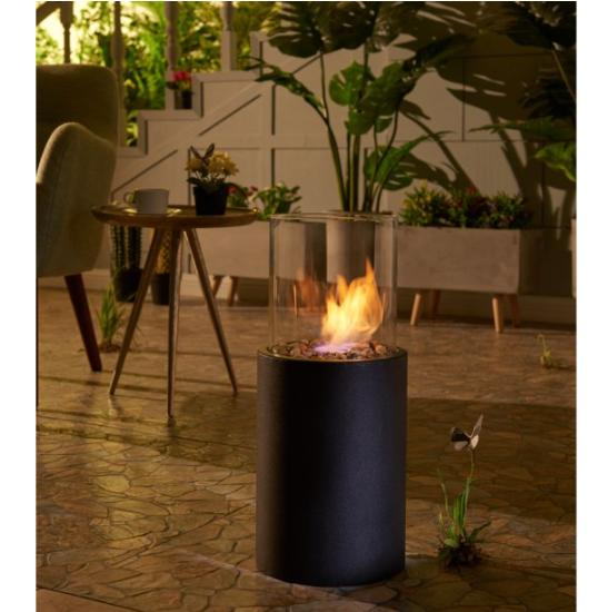 Table Top Fire Pit Portable Patio Outdoor Heater Gas Propane