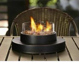 patio fire pit table portable