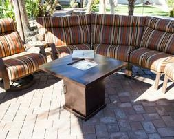Patio Heaters Outdoor Conventional Propane Fire Pit in Hamme