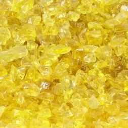 American Fireglass Recycled Fire Pit Glass - 10 lbs