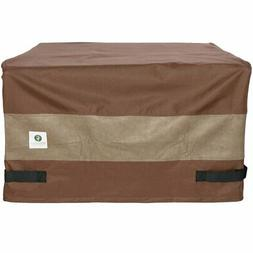 Duck Covers Ultimate Rectangular Fire Pit Cover